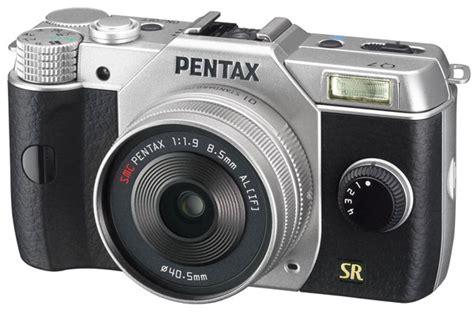 Kamera Pentax Q7 die kleinste pentax q7 photoscala