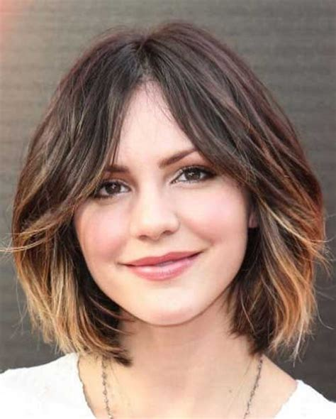 short hair styles and colour 2015 balayage hairstyles for short length hair