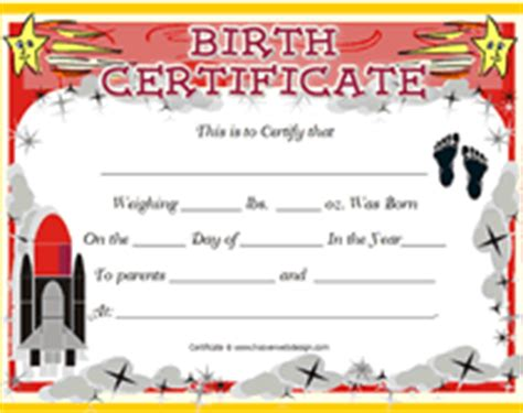 boy birth certificate template free printable blank baby birth certificates templates