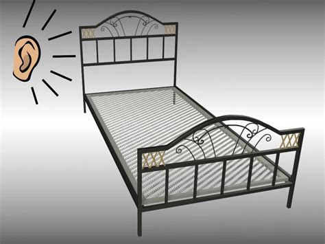 Squeaky Bed Frame Squeaky Bed Frame 5 Ways To Fix A Squeaking Bed Frame Wikihow How To Make A Wooden Bed Less
