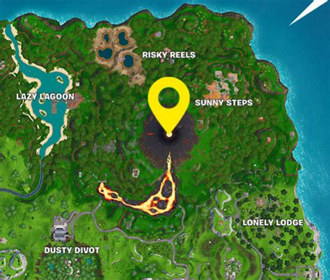 fortnite etoile cachee semaine  saison  expedition