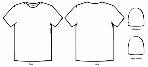 t shirt design templates t shirt design template free clip free