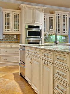 off white kitchen cabinets with glaze my kitchen design ideas on pinterest white kitchens