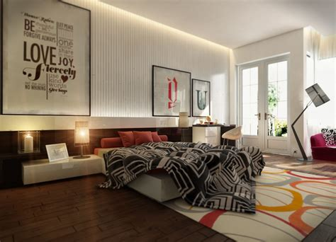 Contemporary Bedrooms By Koj Contemporary Room Decor