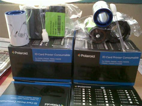 Dijamin Ribbon Polaroid P3500s Black ribbon polaroid p3500 p3000 p4000 p5000 p5500