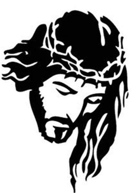 jesus religious silhouette vinyl decal sticker ebay