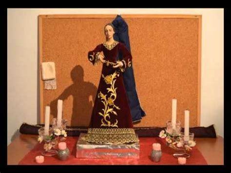 imagenes religiosas miniaturas stop motion vestir a la virgen youtube