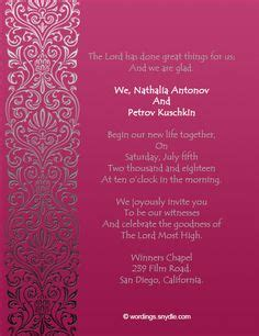 Wedding Quotes Bible Arabic by Printable Wedding Invitation Bible Verse By