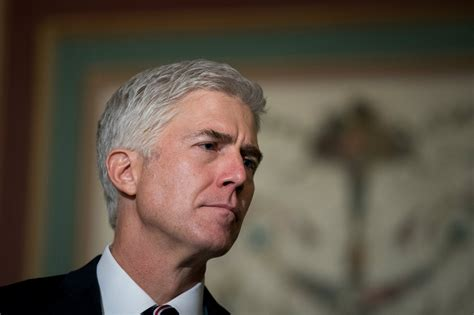 neil gorsuch official photo neil gorsuch founded fascism forever club report says