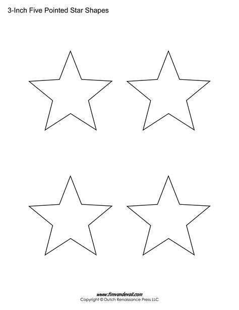 different size star stencil www imgkid com the image