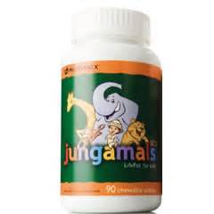 Vitamin Jungamals The Pharmanex Nutraceuticals Range Of Products Comes