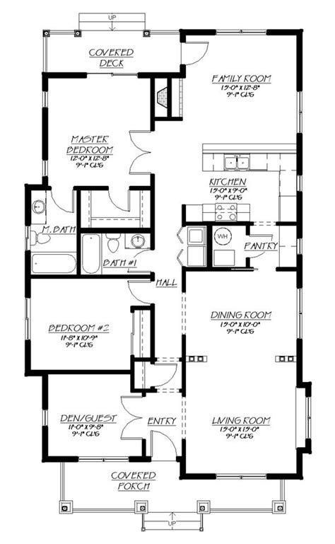 small house floorplans type of house cool house plans