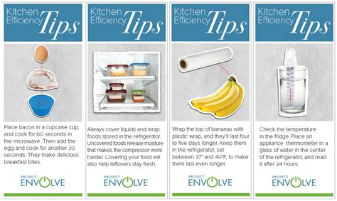 kitchen tips cooking smarter saving energy and money kitchen tips