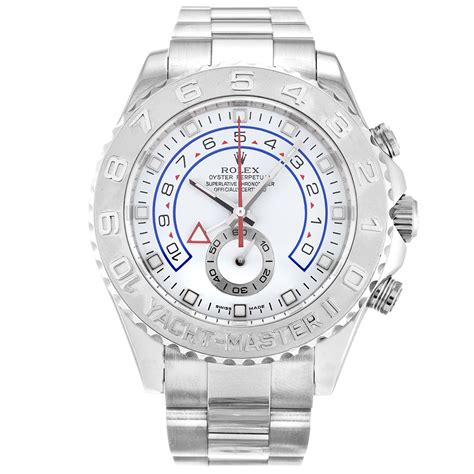 white rolex yacht master 116689 replica watches store
