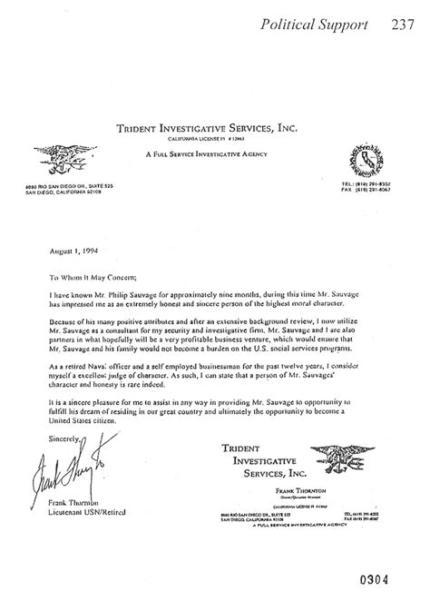 Sle Support Letter For Deportation Thulea Avallac H Letters Of Support From Us