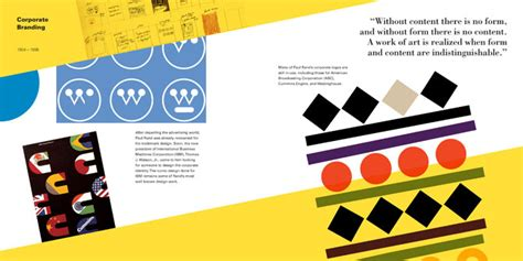 visual communication design virginia tech paul rand book brian yohn design