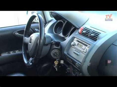 09 honda fit 2005 16102011 youtube