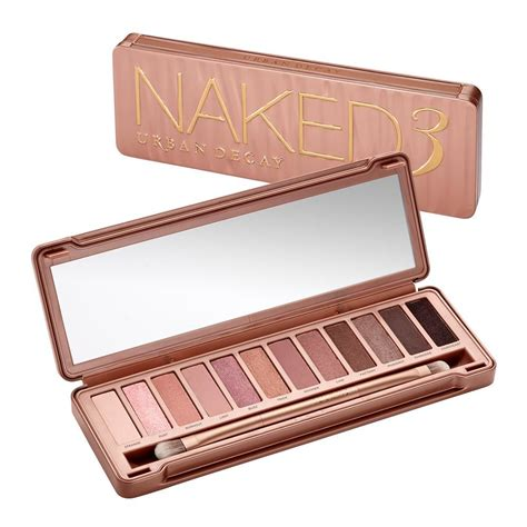 Eyeshadow Murah decay naked3 eyeshadow palette