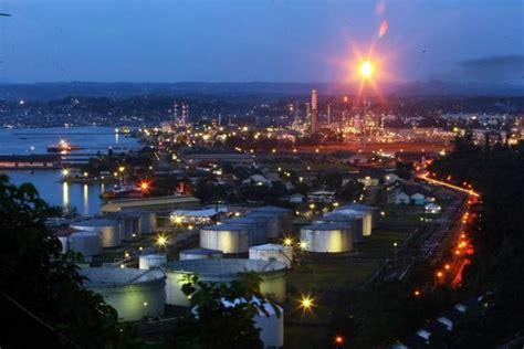 kilang kilang minyak milik pertamina