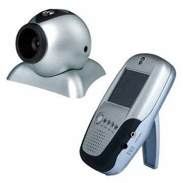 822e wireless camera with palm baby monitor kit product