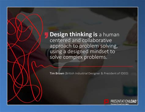 design problems that need solving quote by tim brown design thinking is a human centered