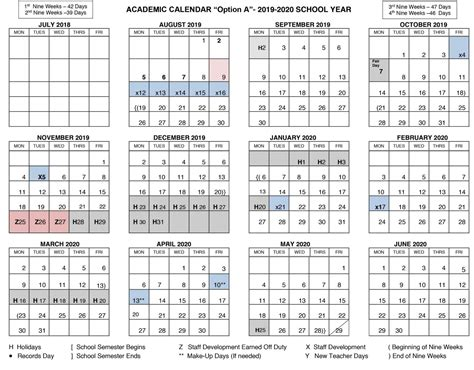 board discusses  student academic calendar