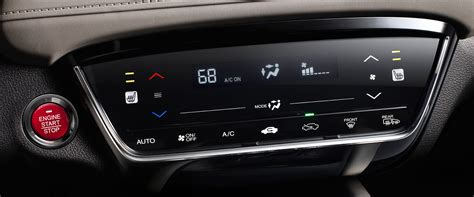 comfort climate control not impressed with the honda hr v anandtech forums