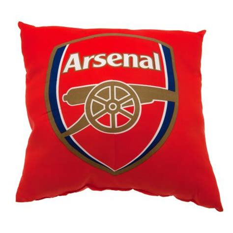 arsenal gifts arsenal fc cushion