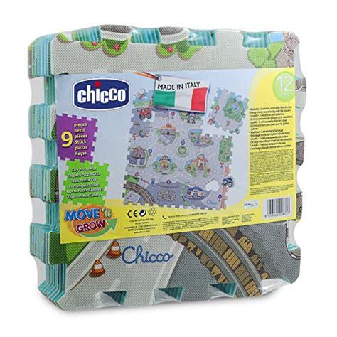 tappeto puzzle chicco chicco 7163 tappeto puzzle citt 224