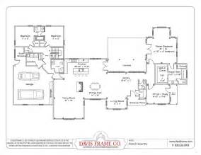 Single Story Floor Plan best one story house plans home design and style