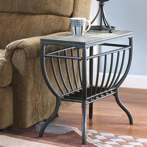 ashley accent tables signature design by ashley antigo t233 7 chairside end