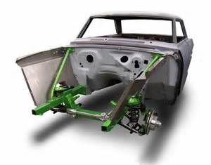 new 1962 1967 chevy ii and ifs kit with bolt on