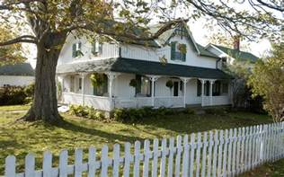 Farmhouse With Wrap Around Porch by Anne Of Green Gables Anne Of Green Gables Photo