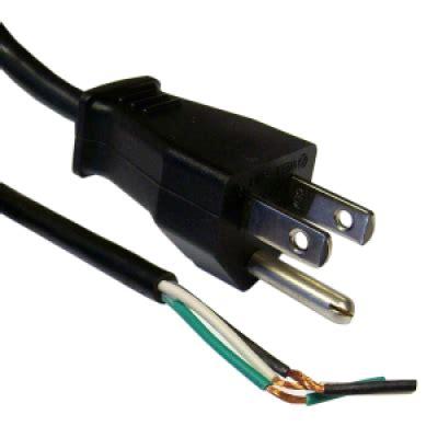 cord with nema 5 15 plug | relightdepot.com