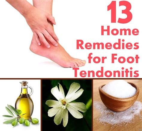 13 home remedies for foot tendonitis diy find home remedies