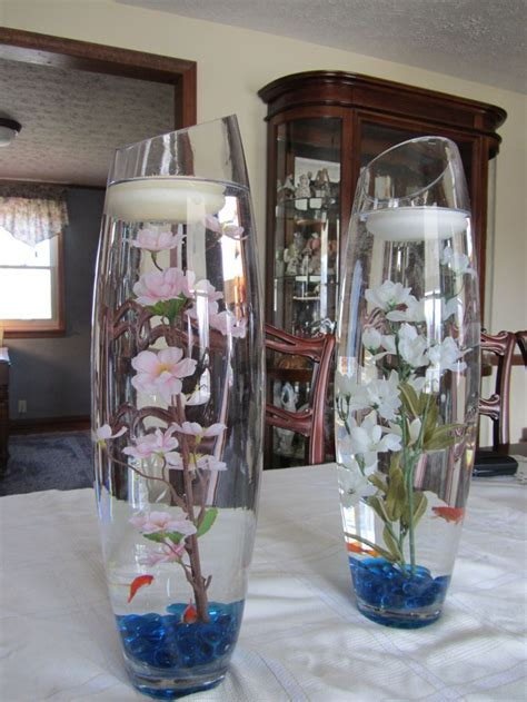Fish Bowl Vase Decoration Ideas by 25 Best Ideas About Fish Bowl Centerpieces On