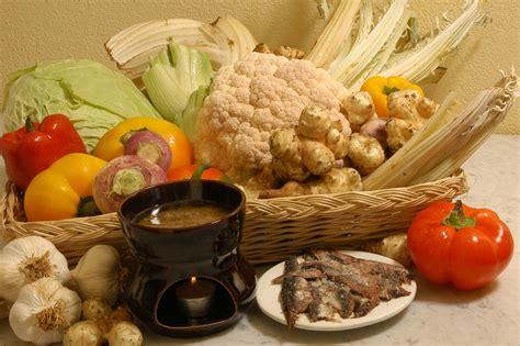 verdure per bagna cauda piemontese la bagna cauda un tradizionale sapore piemontese dear