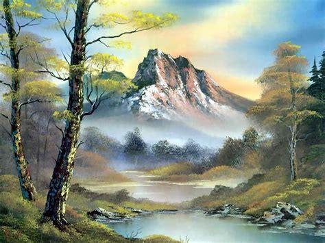 Landscape Pictures Painting 38 Best Painting Landscapes Images On Bob