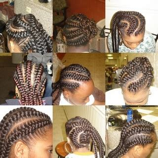 plat braid styles plat braids black hairstyle black plats on hair