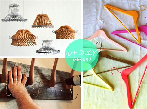 Hanger Diy - hacky hanger diy 10 crafty ideas on how to repurpose