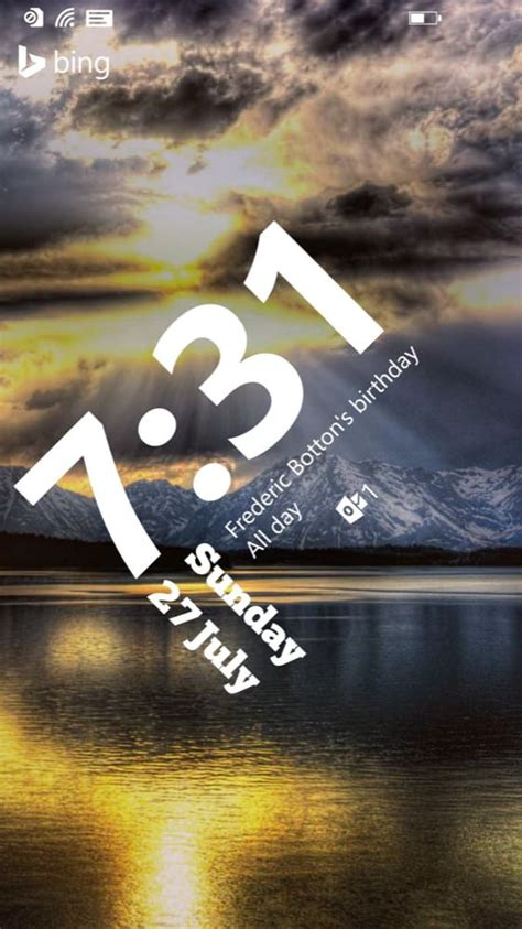 live lockscreen themes all about windows phone flow content