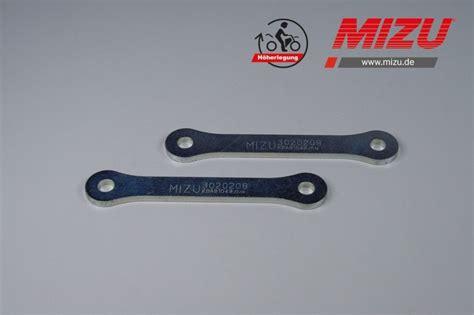Motorrad Shop Hilzingen by Mizu Motorrrad Und Marine Produkte Mizu Hecktieferlegung