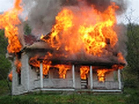 How To Burn A House by Farm House Burns To The Ground In County Nc