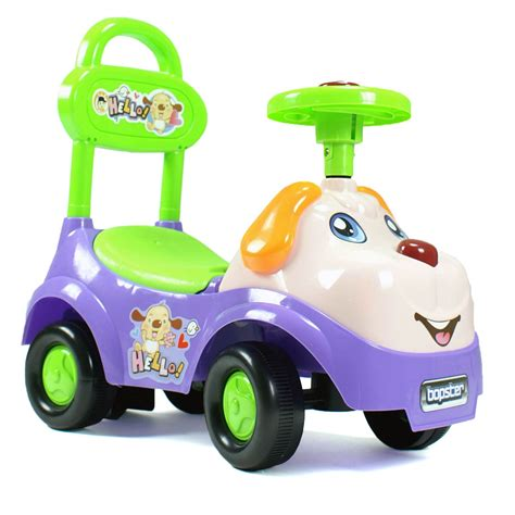 toddler ride on car baby toddlers ride on push along car truck childrens