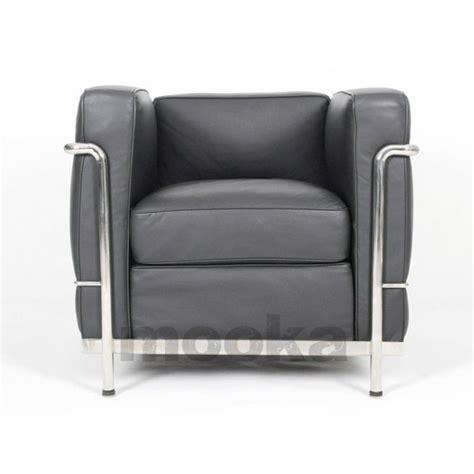 le corbusier lc2 armchair le corbusier lc2 sofa armchair mooka modern furniture
