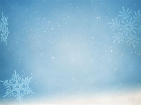 Winter Snowflakes Graceway Media Youth Worker Winter Powerpoint Background