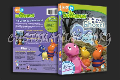 Backyardigans It S Great To Be A Ghost Dvd The Backyardigans Its Great To Be A Ghost Dvd 2017