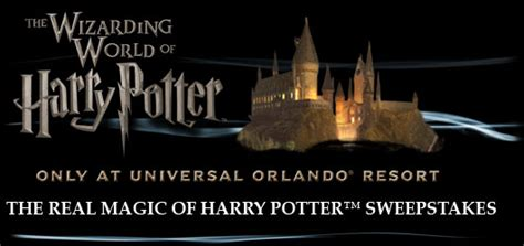 scholastic com - Harry Potter Sweepstakes