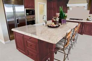 Granite Countertops With Cherry Cabinets Granite Countertop Colors With Cherry Cabinets