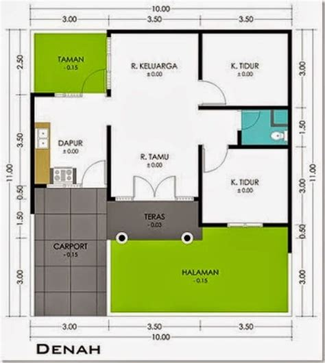 layout rumah type 36 60 53 best images about desain rumah on pinterest the o